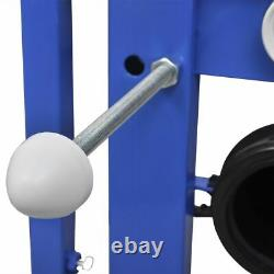 11 L WC Frame High Cistern Concealed Wall Hung Toilet Water-saving Adjustable