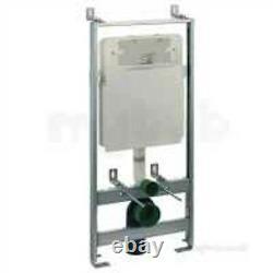 Armitage Shanks S930767 In Wall Hung Toilet System 1100mm High Dual Flush Bnib