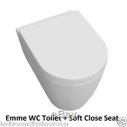 Bathroom 1700mm Shower Bath Suite with Grey White Vanity Unit Toilet and Sink