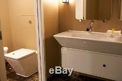 Brand New Laufen Il Bagno Alessi dOt Wall Hung Toilet