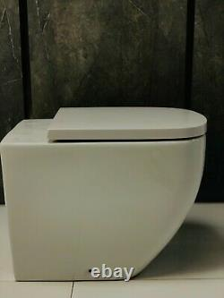 Brand new Ex display Laufen wall hung toilet