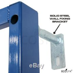 Concealed WC Wall Hung Toilet Cistern Frame Stainless Steel Eco Dual Flush
