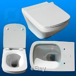 Duravit Durastyle Deep Flush Wc Rimless without Bowl Rim + Seat Soft Closing