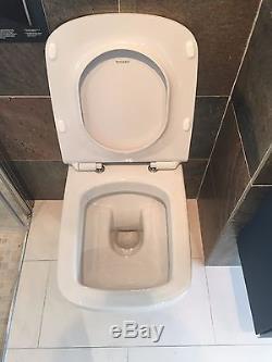 Duravit Durastyle Toilet Rimless