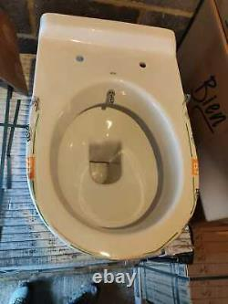 Ece Wall Hung Combined Bidet Toilet