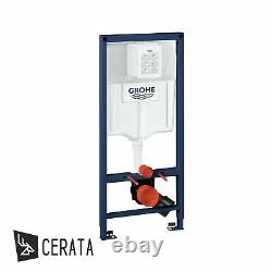 GROHE 38528001 WC Module Rapid SL Installation System for Wall Hung Toilets