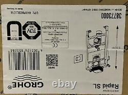 GROHE (38773000) Rapid Sl 3 in 1 Set for Wall-Hung Toilet