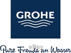 GROHE RAPID SL FRESH 5in1 TOILET CISTERN WC FRAME SKATE COSMOPOLITAN PLATE 39449