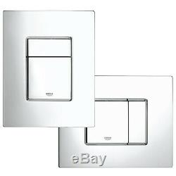 GROHE Rapid SL 1.13m 3 in 1 Set Concealed Cistern Frame Wall Hung WC Toilet