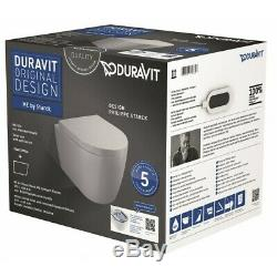 GROHE Rapid SL Frame 5in1+DURAVIT ME Rimless WC Toilet Soft Clos Seat 45300900A1