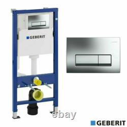 Geberit Delta Duofix Wall Hung Concealed Toilet Cistern WC Frame