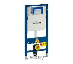 Geberit Duofix Wall Hung Toilet Frame Sigma UP320 Concealed Cistern Flush Plate