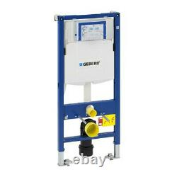 Geberit Duofix Wc Frame 1.12M Pre-Wall With UP320 Sigma Cistern 12cm 111.383.0