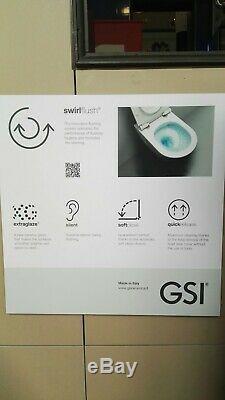 Geberit Monolith PLUS and GSI Pura swirlflush wall pan and slim seat SAVE 69%