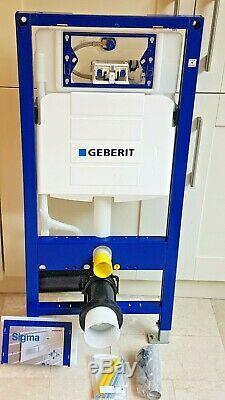 Geberit SIGMA UP320 DUOFIX 1.12m WC Toilet Frame Wall Hung