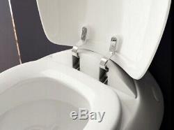 Geberit + Wc Arbo Ego + Soft Toilet + Two Way Flush