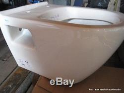 Grohe Concealed Cistern, Frame, Wall Hung Toilet+soft Close Seat+dual Flush Button