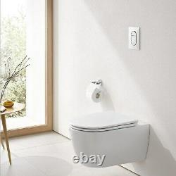 Grohe Essence Rimless Wall Hung Toilet