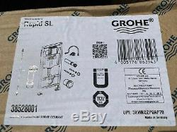 Grohe Rapid SL 38528001 Wall hung Toilet Frame and Cistern 2 in 1 COLLECTION