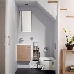Grohe Wc Frame Ideal Standard Concept Space Wall Hung Toilet Pan Soft Close Seat
