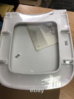Iflo Kamira Wall Hung Soft Close Toilet Seat