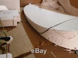 Kohler 5402-0 K-5402 Veil Intelligent Wall-hung Toilet White Parts Toilet