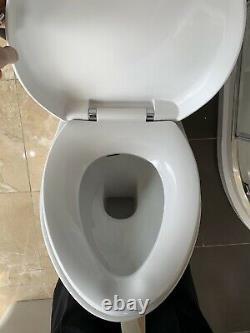 Kohler Presquile wall hung toilet & seat
