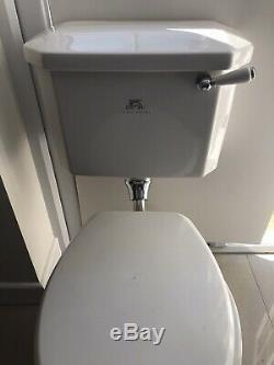 Lefroy brooks Classic Toilet
