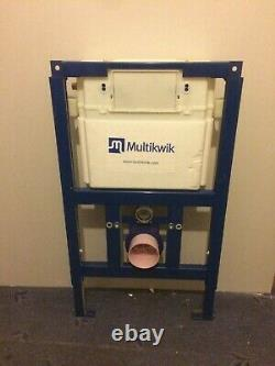 Multikwik Sanitary Frame Trm1820 Concealed Toilet Cistern Wall Hung Wc Pan 820mm