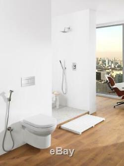 New Porcelanosa Noken NK Program Wall Hung WC / Toilet & Soft Close Seat