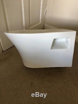 Pure Wall Hung Toilet Pan