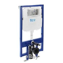 ROCA Wall hung WC Toilet Frame Concealed Cistern PRO DUPLO