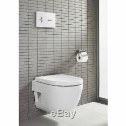 Roca MERIDIAN Wall-Hung Toilet WC Console Modern Bathroom Fittings A346247000