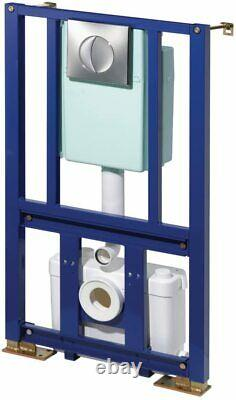 Saniwall Pro Sfa Wall Unit & Macerator For Wall-hung Toilets Not In Original Box