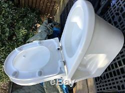 Toto CF Public direct flush pan Tornado flush rimless + seat cw132y