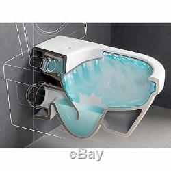 V&B OMNIA ARCHITECTURA WC Wall Hung Toilet Rimless CeramicPlus Soft Closing Seat