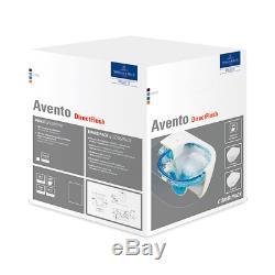 Villeroy & Boch 5656HR Avento DirectFlush WC Wall Hung Toilet Pan White Alpin