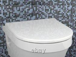 Villeroy & Boch Architectura Rimless wall hung wc pan slim seat 5684. R0.01 SALE