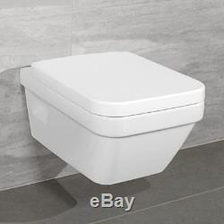 Villeroy &Boch OMNIA ARCHITECTURA WC Toilet with Soft Closing Seat Direct Flush