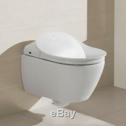 Villeroy & Boch Subway 2.0 Viclean rimless wc wall hung toilet pan 5614R5R1