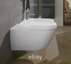Villeroy & Boch Subway 2.0 wc wall toilet inc Soft seat Limited! 5600.10.01
