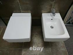 Villeroy and Boch'Memento' wall hung Bidet