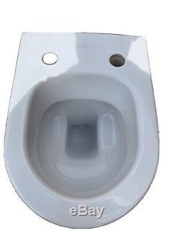 Villeroy and Boch Subway Toilet Pan Wall Hung Toilet Pan 48cm to wall