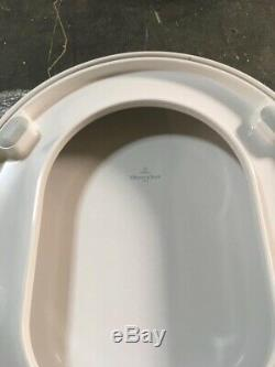 Villeroy and Boch Wall Hung Toilet Pam