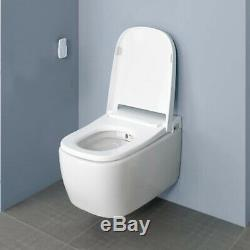 Vitra M-Line V-Care Comfort Smart wall hung pan ref 5674 Shower toilet