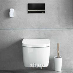 Vitra V Care Rimless Shower Toilet Wall Hung Aqua Clean Bidet Wc Essential Smart