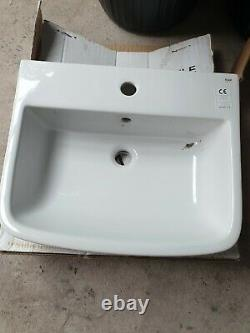 Wall Hung Toilet And Cistern