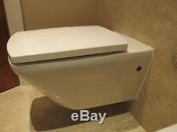 Wall hung designer WC toilet pan KOHLER (made in Germany) RRP £551